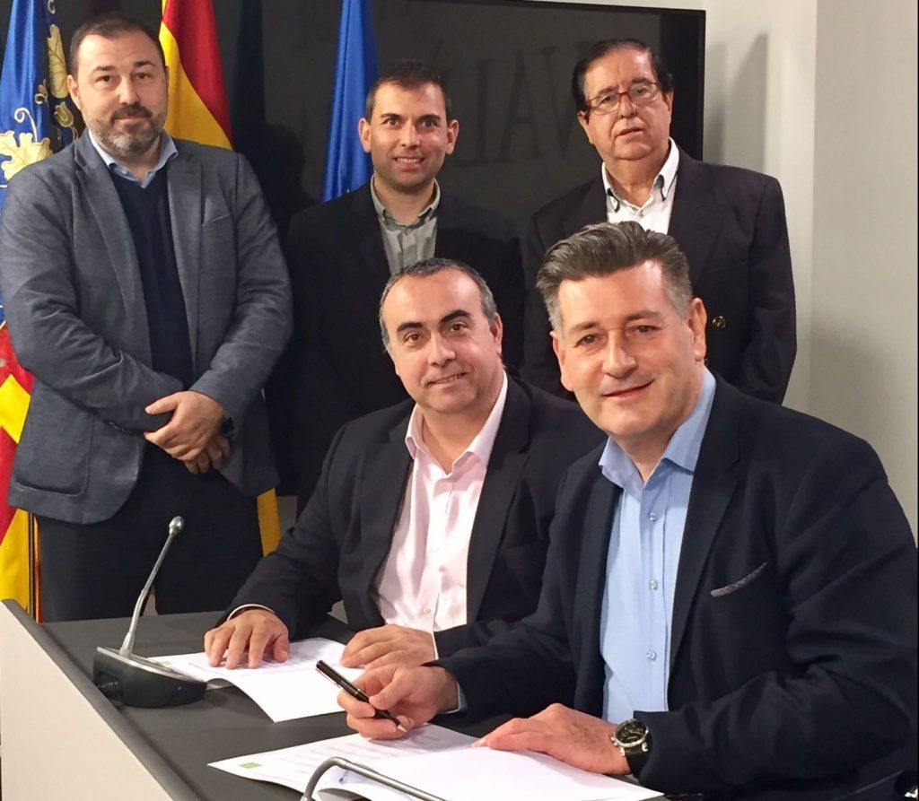 Acuerdo de colaboración entre Plataforma Cívica Contigo y Asociación Transparencia