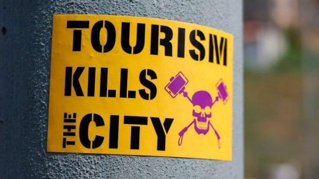 De la turismofobia a la parafilia